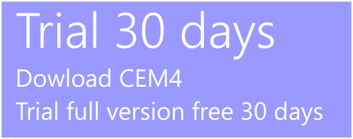 CEM4 Demo and Update Rules