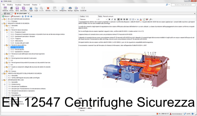 EN 12547: 2009 Centrifuges - Common safety requirements
