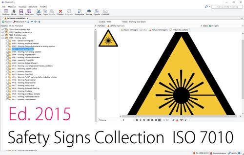 Safety Signs Collection Iso 7010 Ed 2015 File Cem