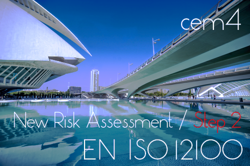"CEM4 | Rel. 4.8.1 ""New Standard Risk Assessment EN ISO 12100 / Step 2"""