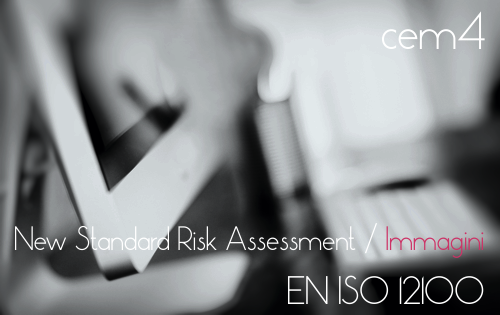 "CEM4 | Rel. 4.8.4 ""New Standard Risk Assessment EN ISO 12100 / Immagini"""
