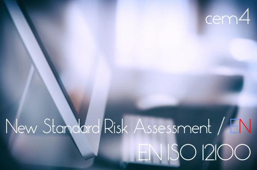 "CEM4 | Rel. 4.8.5 ""New Standard Risk Assessment EN ISO 12100 / EN Language"""