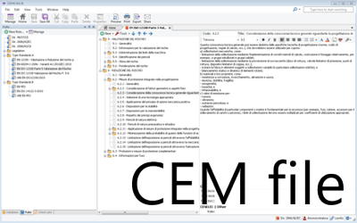 File CEM Standards